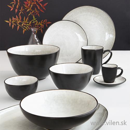 vilen porcelan living hrncek miska tanier