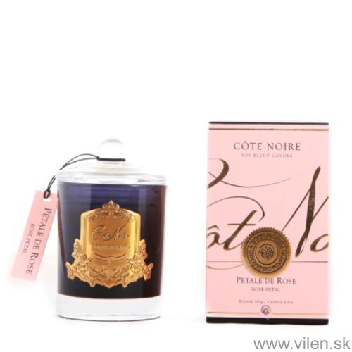 luxusna vonna sviečka cote noire french morning tea