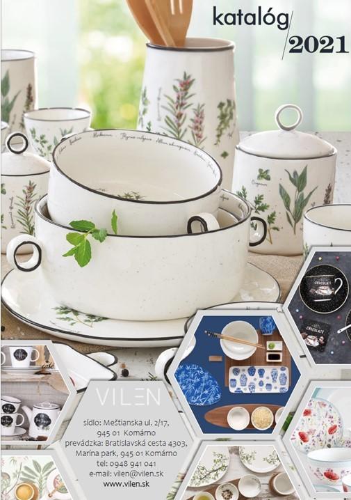 vilen katalog 2021 porcelan novinky