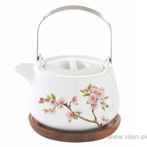 vilen porcelan cajnik 1089 saku