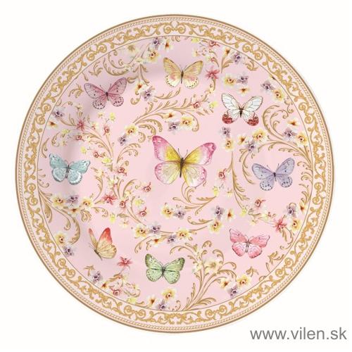 vilen porcelan dezertny tanier 1358 majb