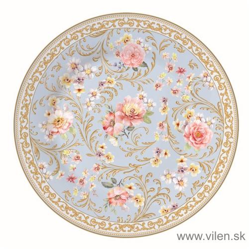 vilen porcelan dezertny tanier 1358 majf 1