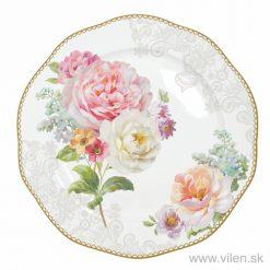 vilen porcelan dezertny tanier rolc312