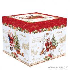 vilen porcelan doza 1097CHME box