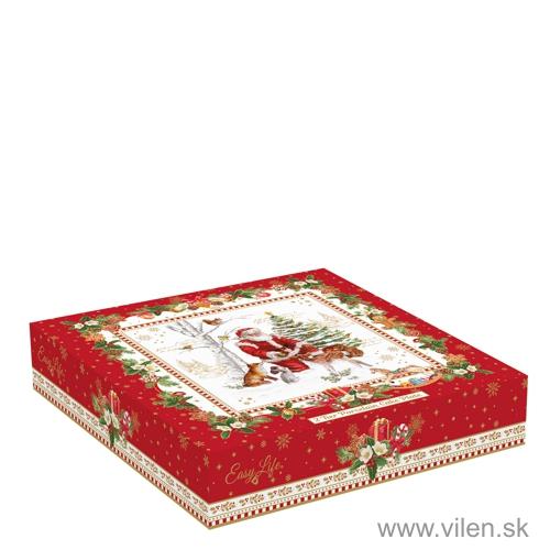 vilen porcelan etazerka 1017CHME box