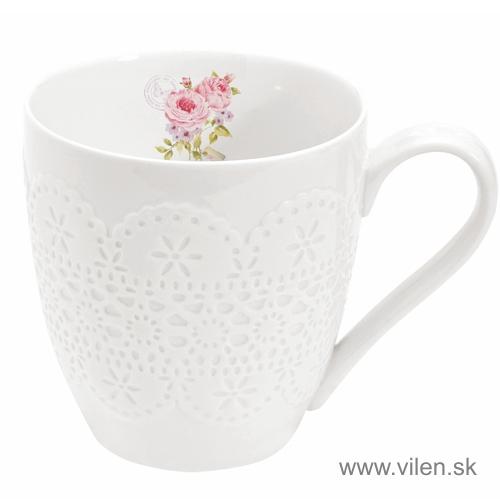 vilen porcelan hrnček 1021 rse