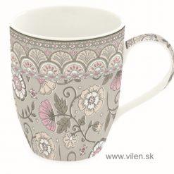 vilen porcelan kalamkari hrnček kagr