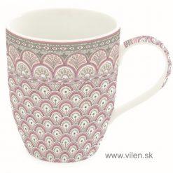 vilen porcelan kalamkari hrnček kap1