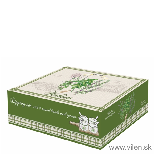vilen porcelan misa 893 herb box