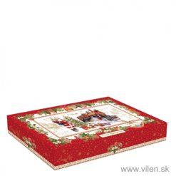 vilen porcelan misa podnos 1006CHME box