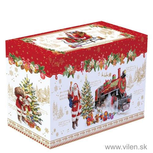 vilen porcelan misa vlacik 1098CHME box
