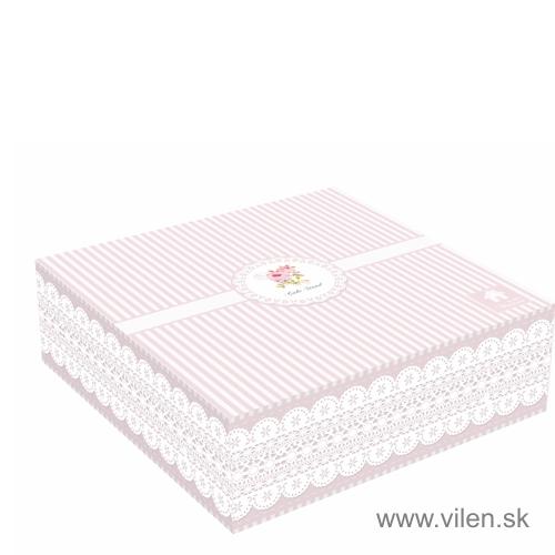 vilen porcelan podnos na tortu 1027 rse box