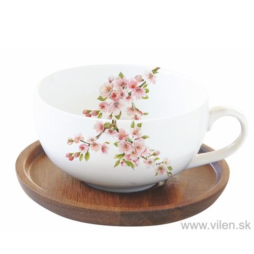 vilen porcelan salka s podsalkou 1082saku