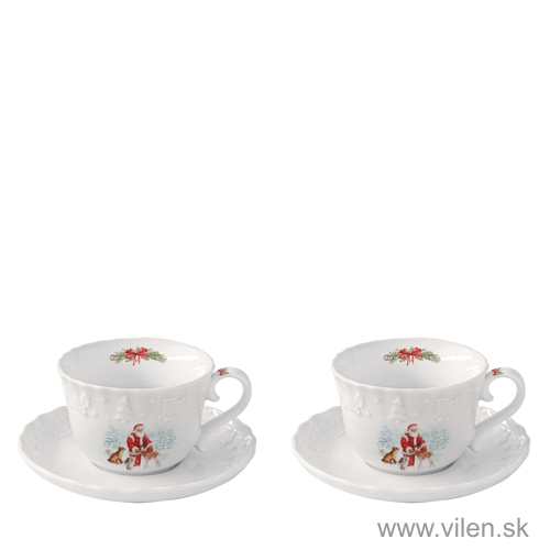 vilen porcelan salka s podsalkou 2462CARL