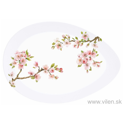 vilen porcelan servirovacie plato 1087 saku