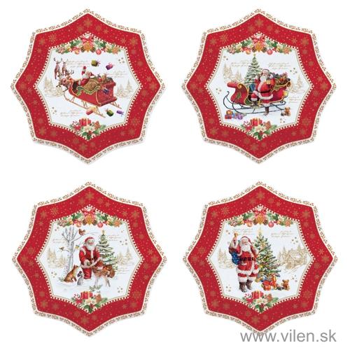 vilen porcelan tanier 1002CHME