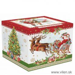 vilen-porcelan-vianočna miska