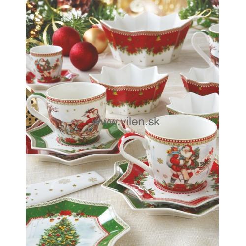 vilen-porcelan-vianočne darčeky vintage christmas