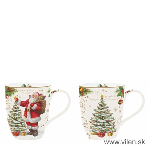 vilen-porcelan-vianočne hrnčeky