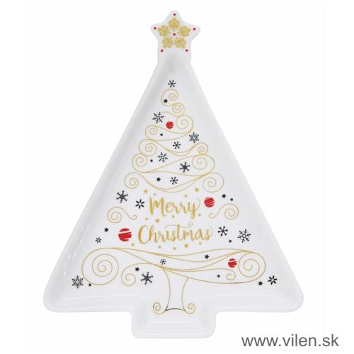vilen-vianočna miska