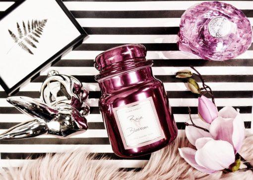 village candle vonna sviečka wild lilac