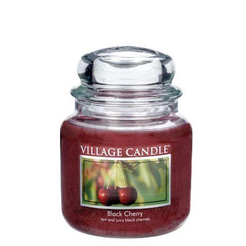 vonna sviečka village candle black cherry 3