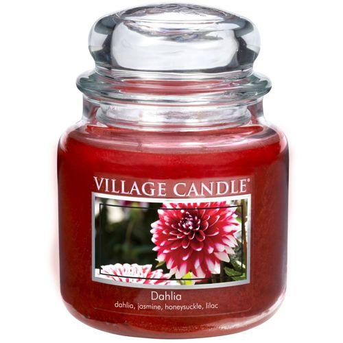 vonna sviečka village candle dahlia
