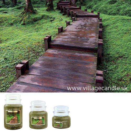vonna sviečka village candle forest hike 2