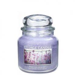 vonna sviečka village candle lavender