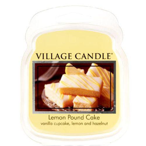 vonna sviečka village candle lemon pound cake 1