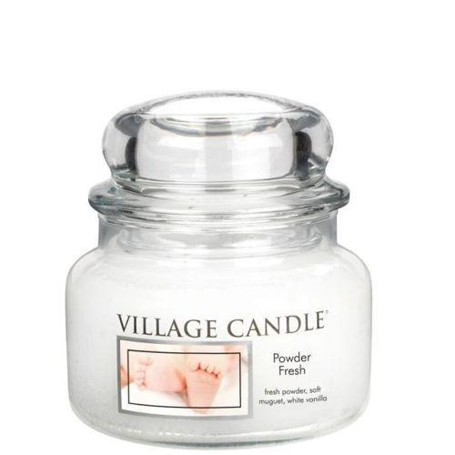 vonna sviečka village candle powder fresh