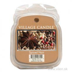 vonna sviečka village candle spiced noir 3
