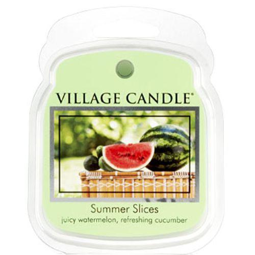 vonna sviečka village candle summer slices 1