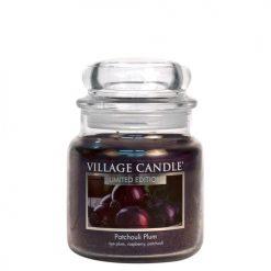 vonna sviečky village candle patchouli plum 1