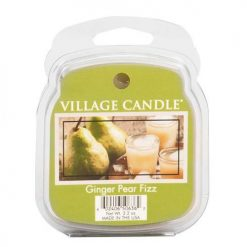 vonny vosk village candle ginger pear fizz