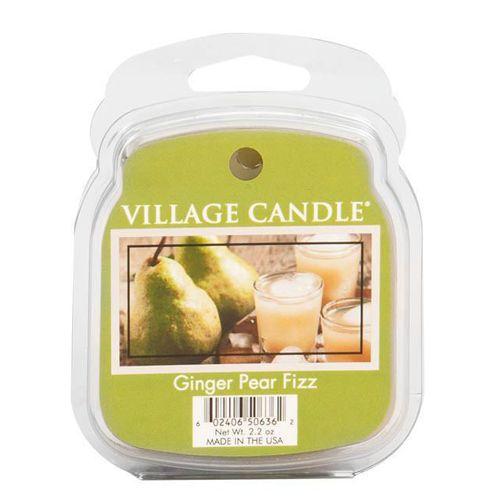 vonny vosk village candle ginger pear fizz