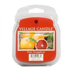 vonny vosk village candle pink grepfruit